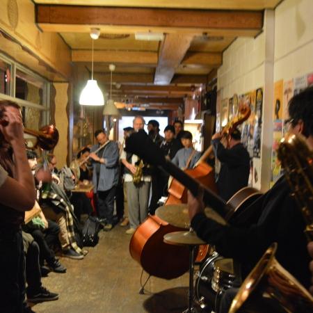 .Troyganic jazz jam- Jazz jams in London - Jazz drums - Jazz music - Live music in London East
