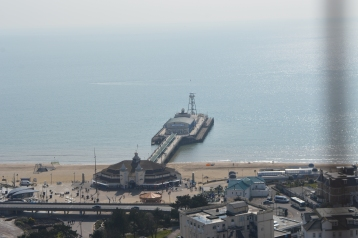 bournemouth ballon view- south england - places to visit - traveling in england - -- traveler tips in england - united kingdom