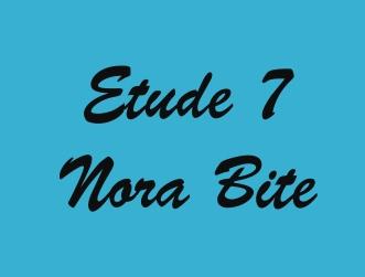 etude 7 blue