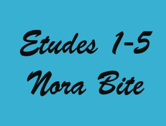 etudes 1-5 modern jazz guitar chord voicings